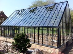 VICTORIAN CLASSIC GREENHOUSES