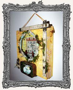 """My Art Nest"" - Beautiful piece by Kristin Hubick."