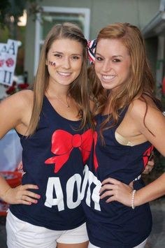 Why don't we have Kappa Delta versions already! LOVE