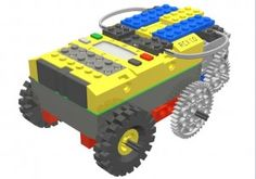 Snail car: Design a car that will move as slowly as possible Lego Robot, Stem Activities, Snail, Programming, Car, Design, Automobile, Computer Programming