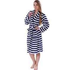 6584621950 Bathrobe Leopard Coral Fleece Warm. Kimono Dressing GownNightwearPlus ...