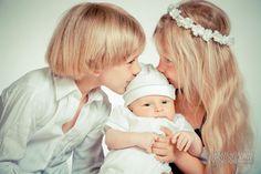 Baby and Siblings