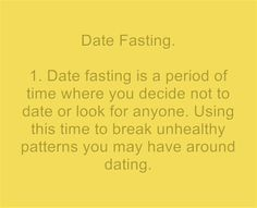 Fasting christian rules for dating