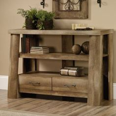 Boone Mountain Console Table