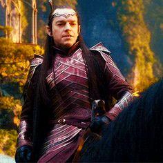mine the hobbit Hugo Weaving Bret McKenzie elrond elves auj lindir hobbitedit hobbit bts tolkienedit the ...
