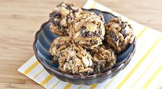 No Bake Energy Cookies