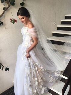 Ball Gowns Prom, Ball Gown Dresses, Prom Dresses, Wedding Looks, Dream Wedding Dresses, Wedding Bells, Pretty Dresses, Wedding Styles, Vintage Dresses