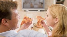 Why I'm not ashamed to eat dinner in front of the TV