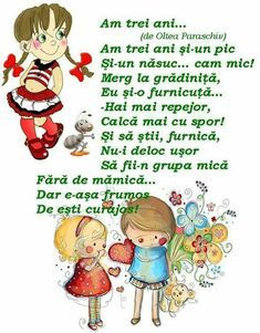 poezii despre adio gradinita - Căutare Google Preschool Decor, Craft Activities For Kids, Crafts For Kids, Kindergarten Addition Worksheets, Experiment, Kids Poems, Kids Education, Nursery Rhymes, Kids And Parenting