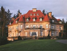"The Pittock Mansion is a French Renaissance-style ""château"" in the West Hills of Portland, Oregon, USA, originally built as a private home for The Oregonian publisher Henry Pittock and his wife, Georgiana."