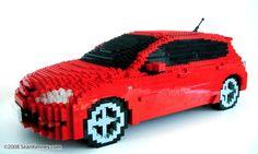 12 Extraordinary LEGO Creations [PICS] ♥