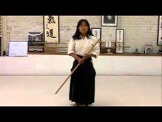 Ginny Breeland Sensei performs 31 jo kata.