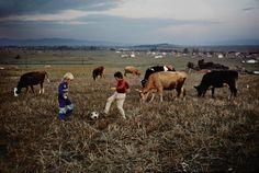 Football | Steve McCurry Kosovo