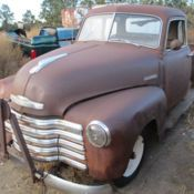 1949 5 Window Deluxe Chevrolet Pickup Truck 9' Foot Bed One Ton 3800 for sale: photos, technical specifications, description Classic Trucks For Sale, Chevy, Chevrolet, Retro Radios, Pickup Trucks, Window, Dreams, Bed, Photos
