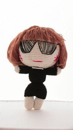 """MUA MUA Dolls - """"mostri"""" di pezza create a Bali dalle designer Ludovica Virga."""