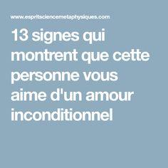 13 signes qui montrent que cette personne vous aime d'un amour inconditionnel