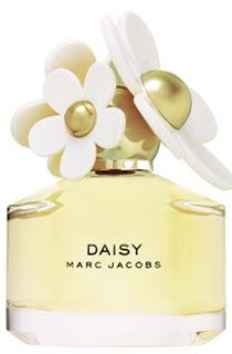 Daisy by Marc Jacobs is a sparkling floral bouquet, spirited and fresh, wrapped in comfort and warmth. Daisy perfume has notes of Strawberry, Violet Leaves, Ruby Red Grapefruit, Gardenia, Violet Petals, Jasmine Petals, Musk, Vanilla, White Woods. Bright. Alluring. Eternal.