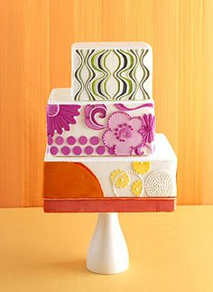 Beautiful Cake by Kate Sullivan