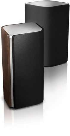 Philips Fidelio wireless HiFi speakers A9 - nice edge