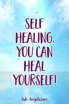 Within your physical body you have everything you need to self heal, whether this is in terms of maintaining ongoing health and longevity, overcoming the flu, or recovering from a more serious injury or state of disease. Energy Healing Spirituality, Chakra Healing Meditation, Spiritual Guidance, Healing Light, Self Healing, Abnormal Cells, Healing Codes, Serious Injury, Negative Thinking