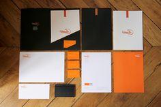 | #stationary #corporate #design #corporatedesign #logo #identity #branding #marketing <<< repinned by an #advertising agency from #Hamburg / #Germany - www.BlickeDeeler.de | Follow us on www.facebook.com/BlickeDeeler