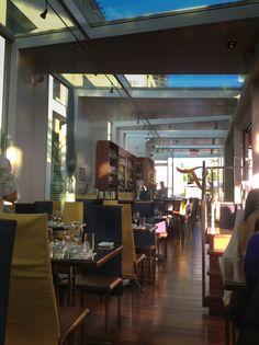 F Bar & Restaurant #Montreal photo via @Home & LifeStyle @Louise Montgrain #Home & #LifeStyle