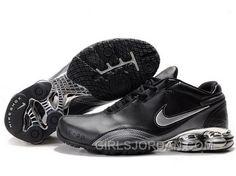 newest 93749 627d5 Men s Nike Shox R5 Shoes Black Dark Grey Free Shipping 344376