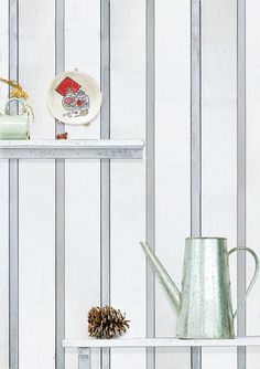 Lambris PVC, lambris bois : les plus beaux lambris - Côté Maison