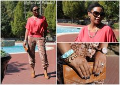 Fashion Refined ~ Leopard + Bows » Refined & Polished