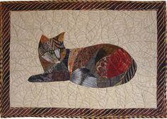 Cat Knap by Suzanne Knapp