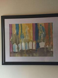 Akvarell Frame, Painting, Home Decor, Art, Picture Frame, Art Background, Decoration Home, Room Decor, Painting Art