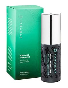 TARAMAR Purifying Treatment is a potent algae cleans- ing oil that provides…