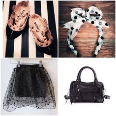 ▪️▫️Polka dots ~ black & white ~ classic black ! ▫️▪️You can't go wrong with any of these pieces. To order, visit www.modernechild.com . We SHIP FREE! #kidsskirt #polkadot #headband #rockstuds #kidsshoes  #kidsclothes #kidsfashion #fashionkids #trendykids #trendsetter #fashion #stylishkids #designerkids #minime #modernechild #adorablekidsclothes #loveourcustomersandteurcutekids #shopkidsclothes #dress #kidsshoes #designerinspired