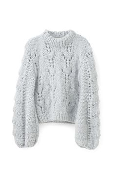 Faucher Pullover, Pearl Blue
