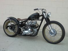 the ghost and the darkness Vintage Bikes, Vintage Motorcycles, Custom Motorcycles, Custom Bikes, Custom Cars, Best Cycle, Harley Davidson Custom Bike, Bobber Chopper, Racing Motorcycles