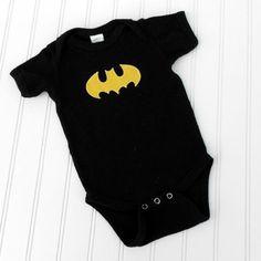 Batman // para mi bebé! <3
