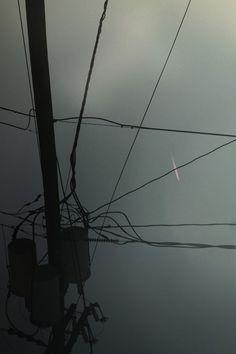 streak in the sky