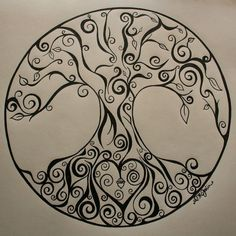 Love the girly tree of life. Goes with the designs of my other tats... http://inkspire.awwomg.com/tattoodesigns/love-the-girly-tree-of-life-goes-with-the-designs-of-my-other-tats/