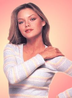 Michelle Pfeiffer young photos