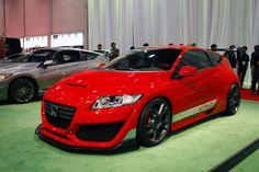 2013 Honda CR-Z ???