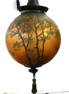 Handel Bedigie Hanging Hall Lamp Fixture