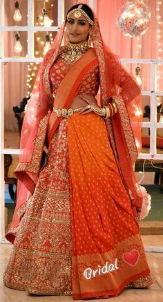 Something new Bridal Lehenga 2017, Wedding Lehnga, Designer Bridal Lehenga, Indian Bridal Lehenga, Indian Bridal Outfits, Indian Designer Outfits, Bridal Dresses, Wedding Dress Costume, Diy Wedding Dress