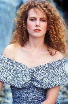 Young Nicole Kidman