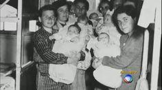 Holocausto: conheça a história de um dos 7 bebês que nasceu nos campos de Dachau - Vídeos - R7