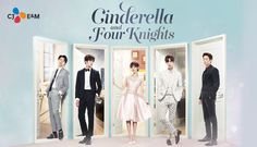 Cinderella and Four Knights. Currently Watching.