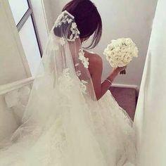 #Wedding_dress