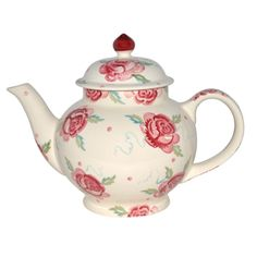 Emma Bridgewater Scattered Rose Teapot