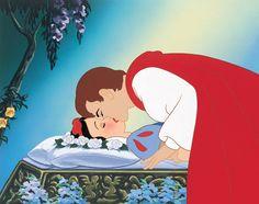 Beso de Blancanieves