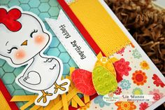 Peachy Keen Mid-month March Release Blog Hop ~ Cool Chick!