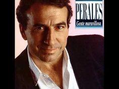 José Luis Perales. Uno de los más cálidos cantantes españoles, creador de hermosas canciones. Sus temas son cantados también por otros artistas de todo el mundo como Raphael.  Otro de los elegidos de Grey´s.